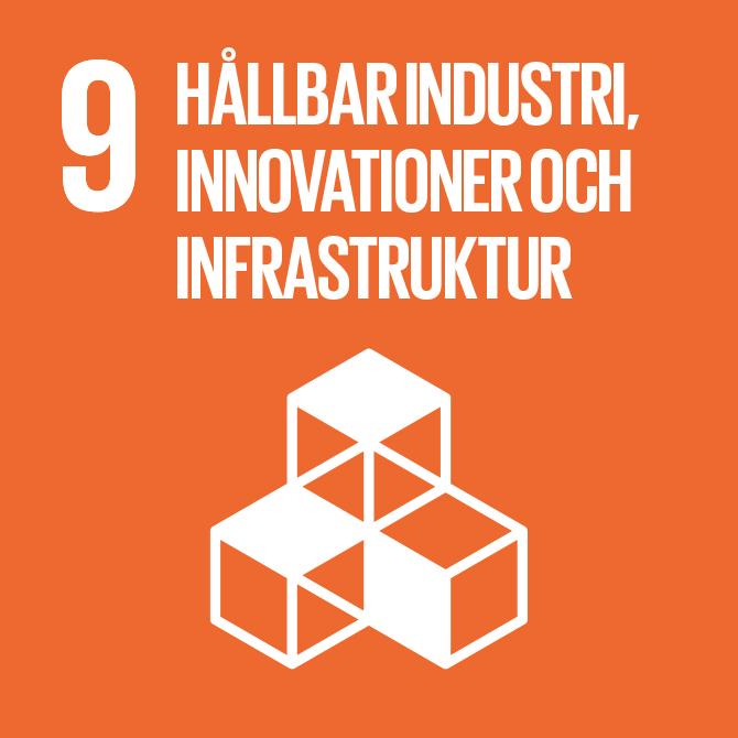 Hållbar industri innovationer och infrastruktur